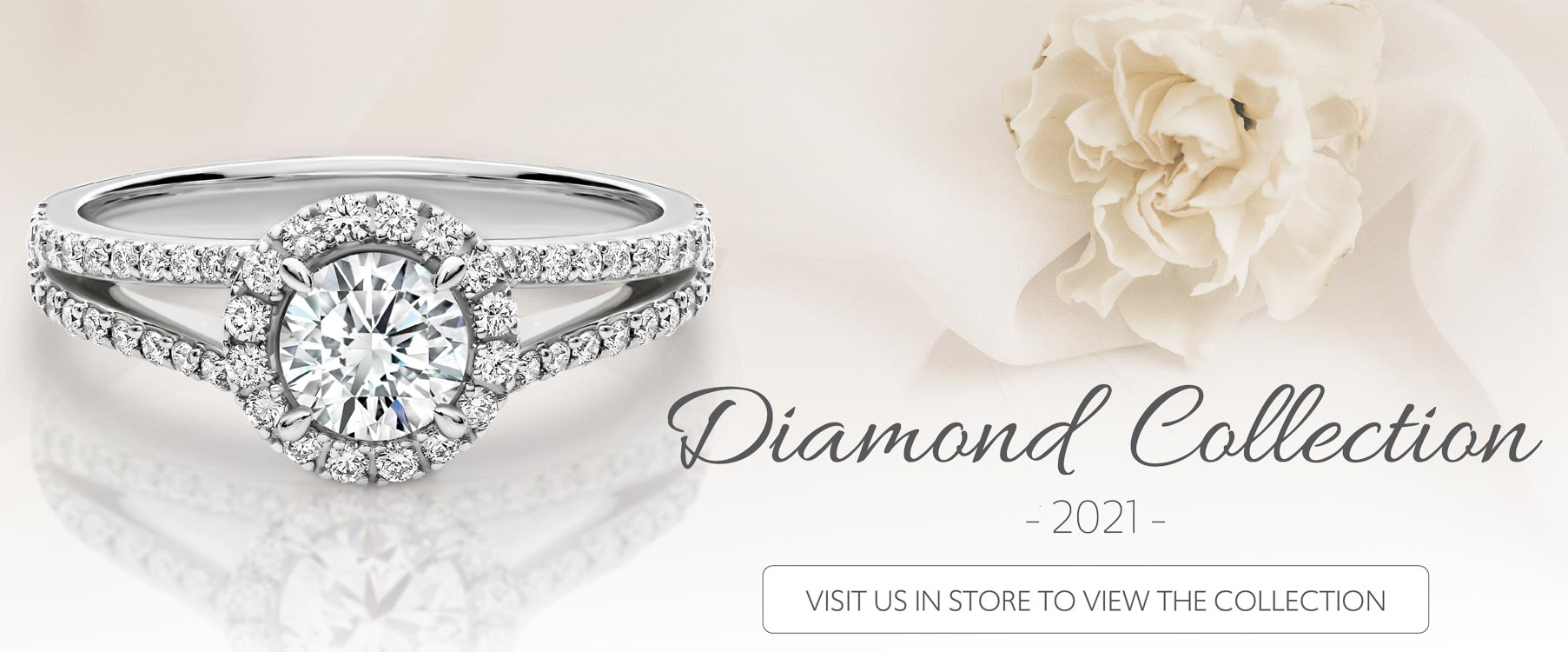 Diamond Collection At Stearns Showcase Jewellers